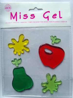 Gel sticker
