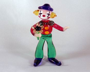 Glass Clown