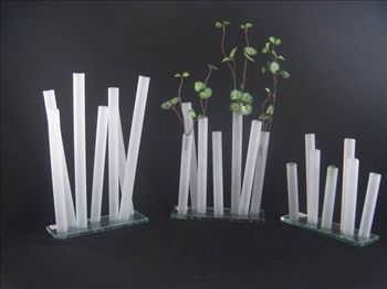 Tube Glass Vase
