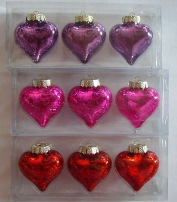 Glass Ornaments
